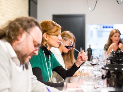 Curso de iniciación al vino
