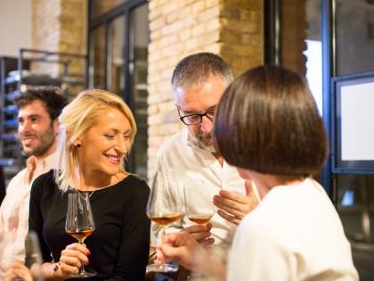 Masterclass de vinos de Jerez