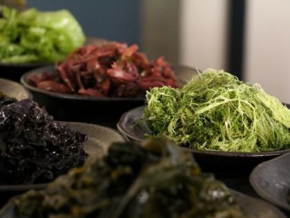 Aplicaciones gastronómicas de las algas III
