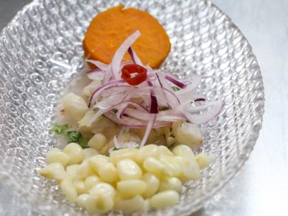 Curso de cocina peruana II